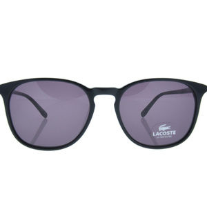 Lacoste L 813S 001 Black Sunglasses ODU
